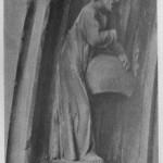 Zweiter Schöpfungstag. Bild aus Schmitt 1926.