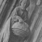Vierter Schöpfungstag. Bild aus Schmitt 1926.